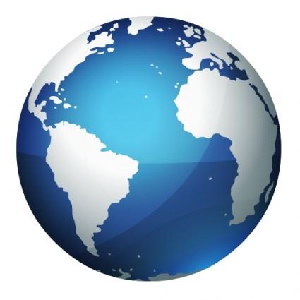earth globe 522